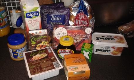 vegan provisions